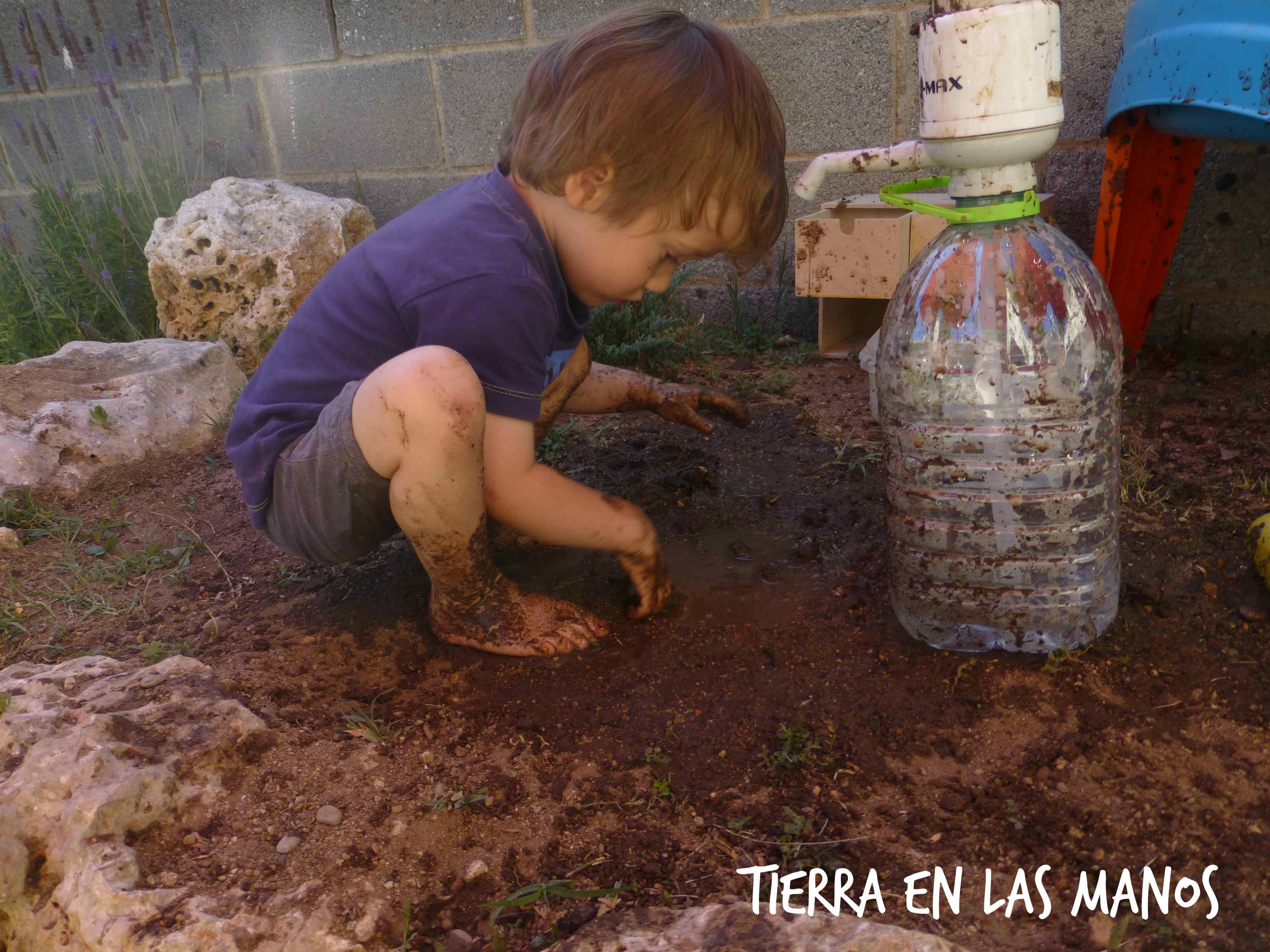 C Mo Preparar Un Arenero Para Ni Os Ideas Y Trucos Tierra En