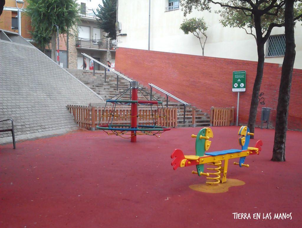 Parque de caucho