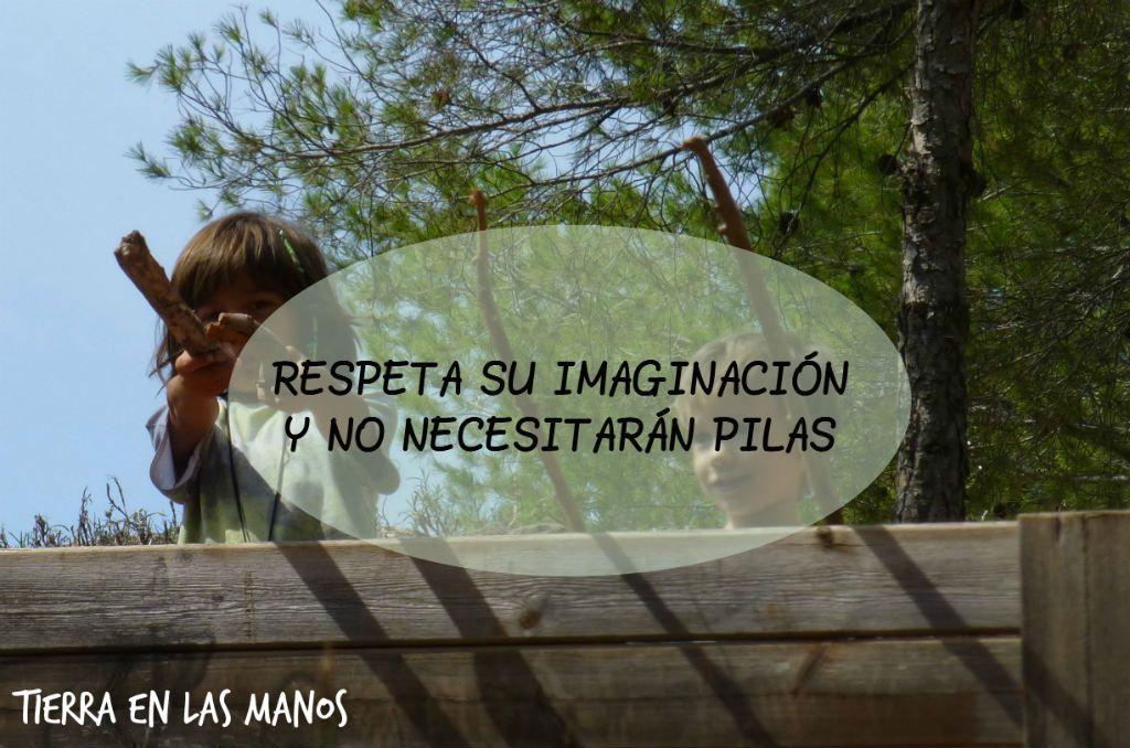 imaginación infantil