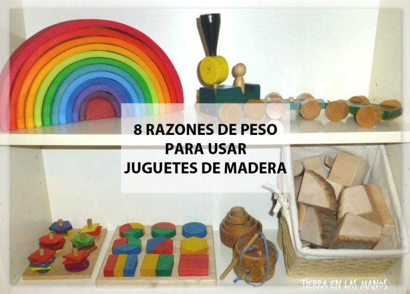 Acercar la naturaleza a nuestro hogar tierra en las manos - Muebles de juguete en madera ...