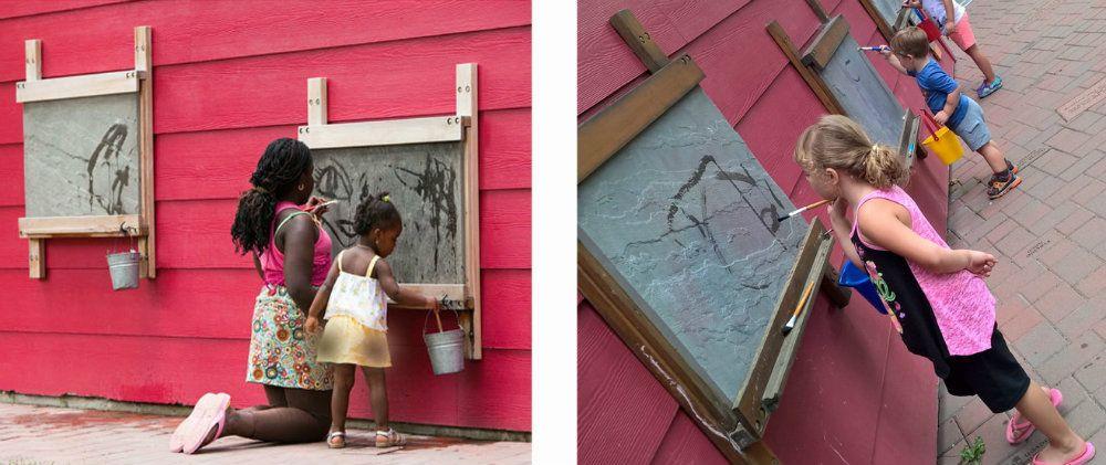 8 ideas para pintar al aire libre tierra en las manos - Ideas para pintar cuadros ...