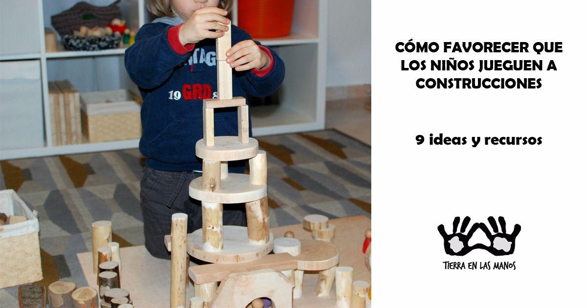 Y Los Niños Jueguen Favorecer Cómo A Construcciones9 Que Ideas Y7ybgvf6