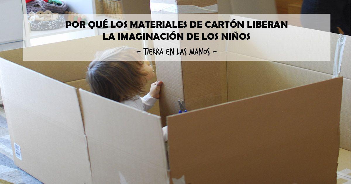 Por Qué Los Materiales De Cartón Liberan La Imaginación De