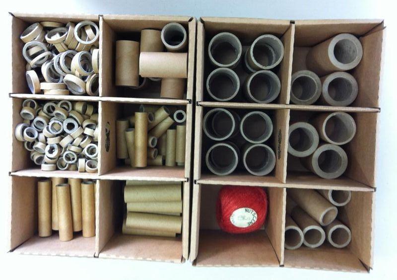 materiales cartón 2