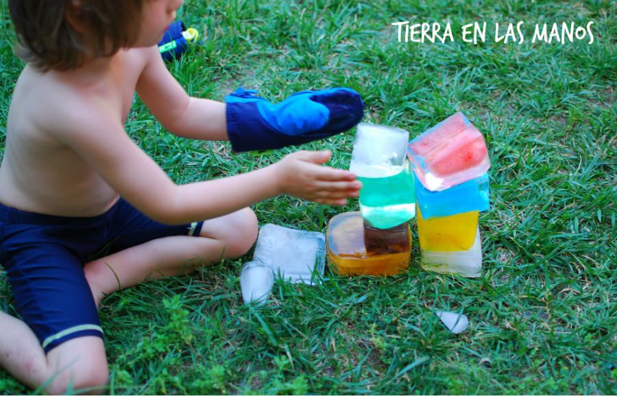 6 propuestas para jugar a construcciones en verano – Tierra en las manos
