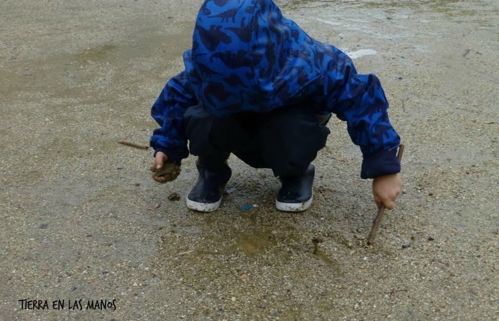 impermeable lluvia