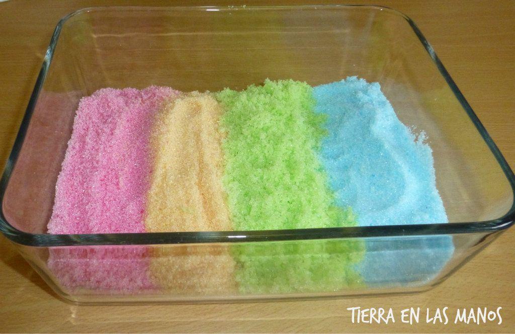 Arena de colores 1