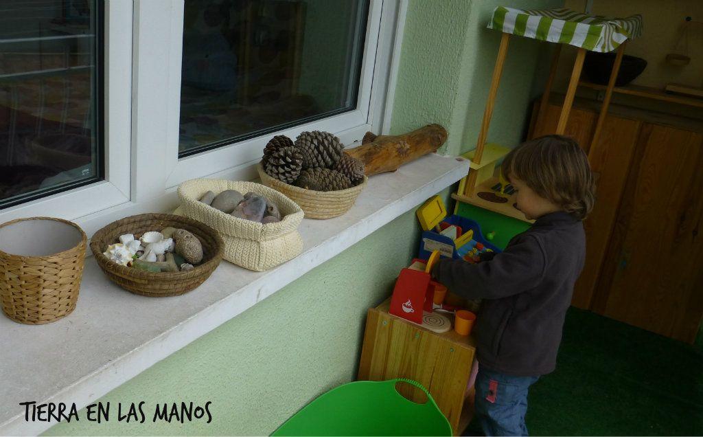 adaptar balcón niños - materiales no estructurados