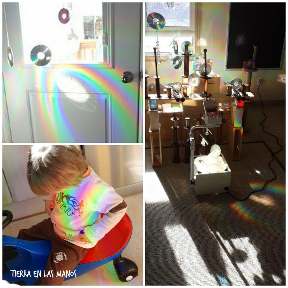 crear-arco-iris-con-cd